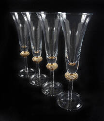 RUE McCLANAHAN OWNED STEMWARE