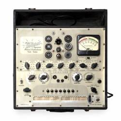 LES PAUL TUBE TESTER